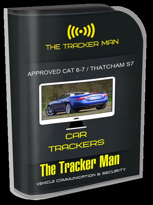 Thatcham S7 Car Tracker